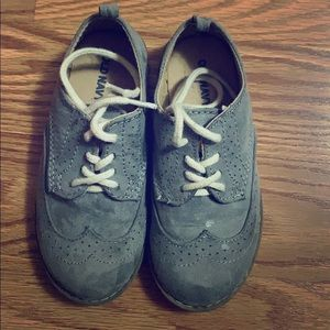 Toddler Boys Oxford Shoes